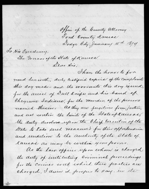 Michael W. Sutton to John Pierce St. John - Page