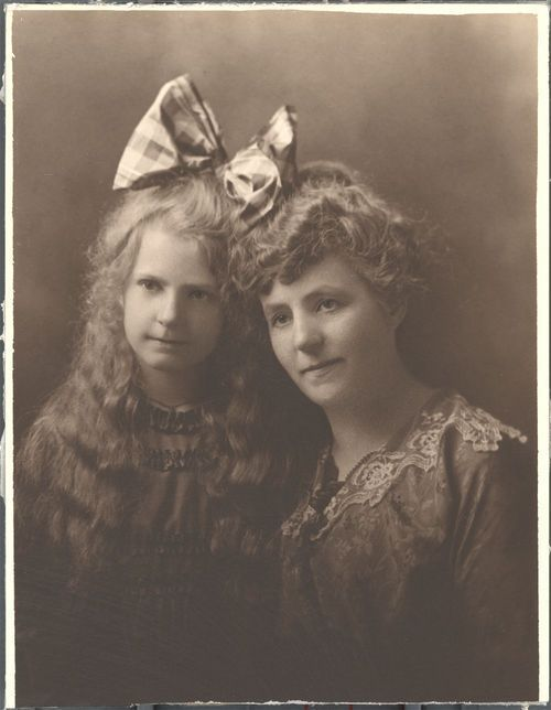 Dorothy Alice Akers and Katherine Barry - Page
