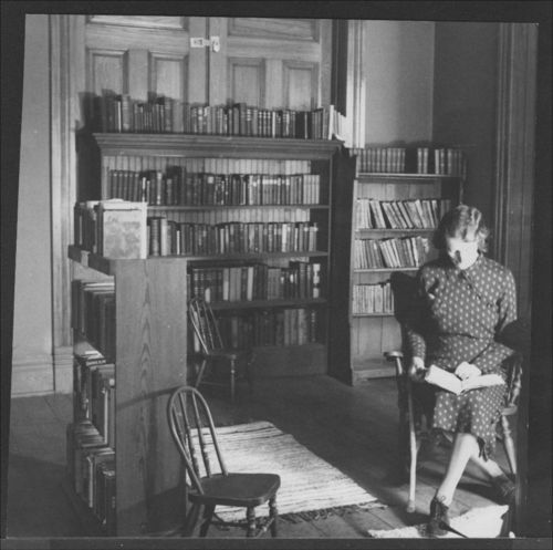 Works Progress Administration  library - Page
