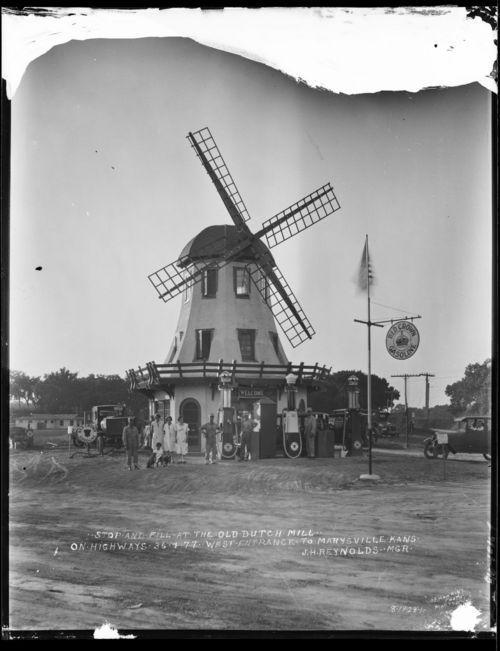 Old Dutch Mill, Marysville, Kansas - Page