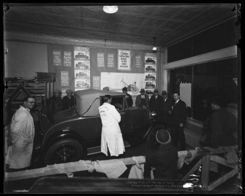 Arbuthnot Motor Company, Marysville, Kansas - Page