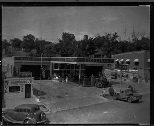 Firestone Auto Supply and Service Store, Marysville, Kansas - Page