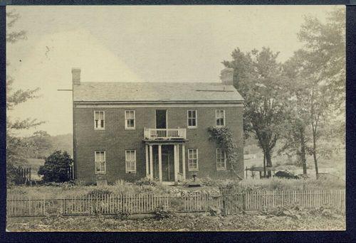 Shawnee Methodist Mission, West Building, Fairway, Kansas - Page