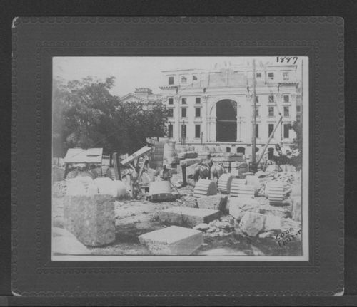 Kansas Statehouse under construction - Page