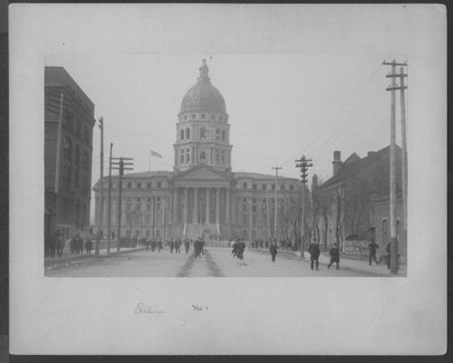 Kansas Statehouse - Page