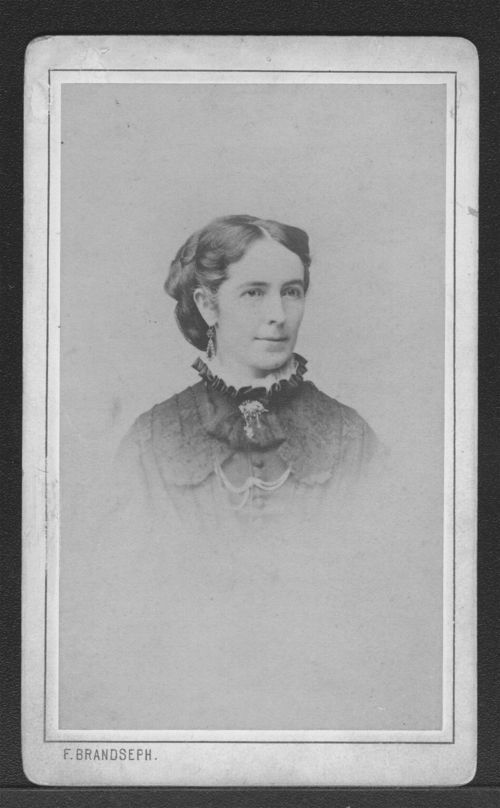 Unidentified woman - Page
