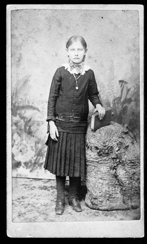 Ida Alfreda Bechtel - Page