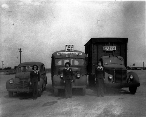 Hercules drivers, De Soto, Kansas - Page