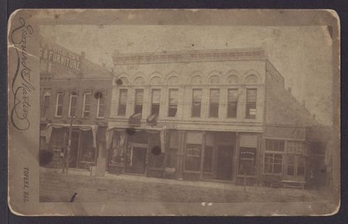 200 block of Kansas Avenue, Topeka, Kansas - Page