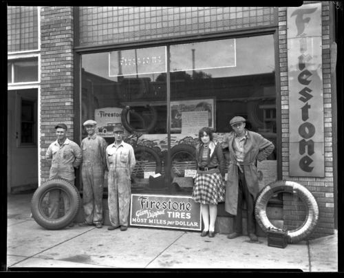 Folberg Tire Store, Clay Center, Kansas - Page