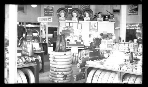 Firestone Auto Supply and Service Store, Marysville, Kansas - Page