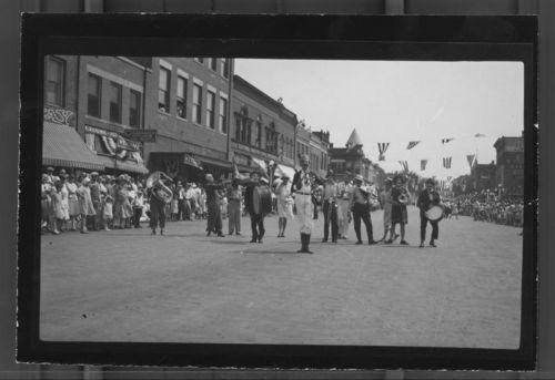 Clown band, Marysville, Kansas - Page