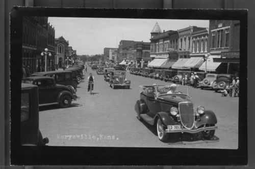 Parade, Marysville, Kansas - Page