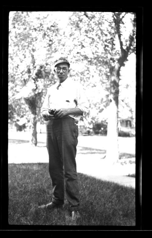 Omar F. Hawkins - Page