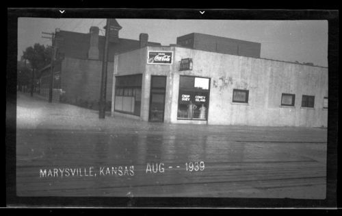 Rainstorm, Marysville, Kansas - Page