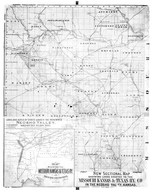 Missouri Kansas & Texas Ry. Co in the Neosho Valley, KS - Page