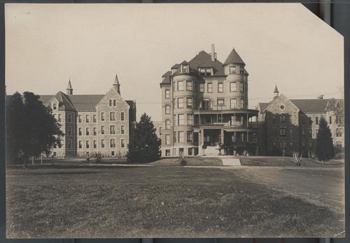 Topeka State Hospital, Topeka, Kansas - Page
