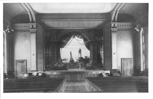Chapel, Topeka State Hospital, Topeka, Kansas - Page
