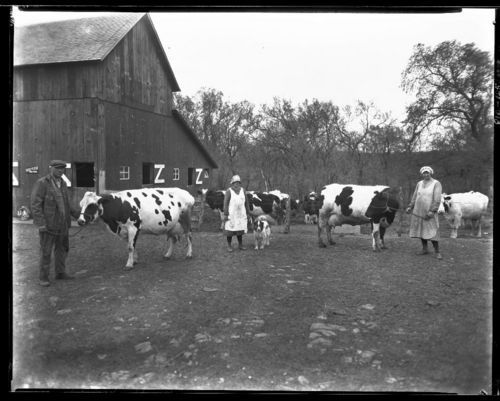Adolph Duever farm near Bremen, Kansas - Page