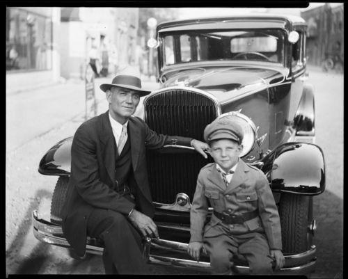 Chrysler automobile, Marysville, Kansas - Page