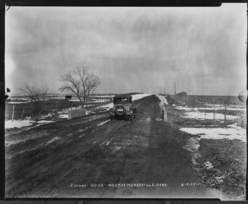 Highway 36, Marysville, Kansas - Page