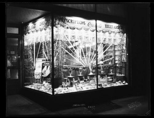 Display window, Marysville, Kansas - Page