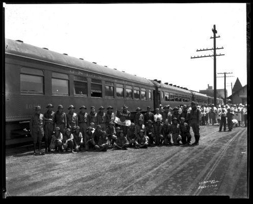 Boy Scouts, Marysville, Kansas - Page
