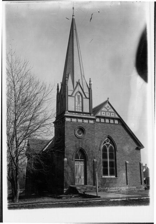 Lutheran Church, Valley Falls, Kansas - Page