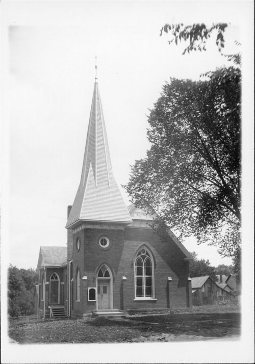 Lutheran Church, Valley Falls, Kansas - Page