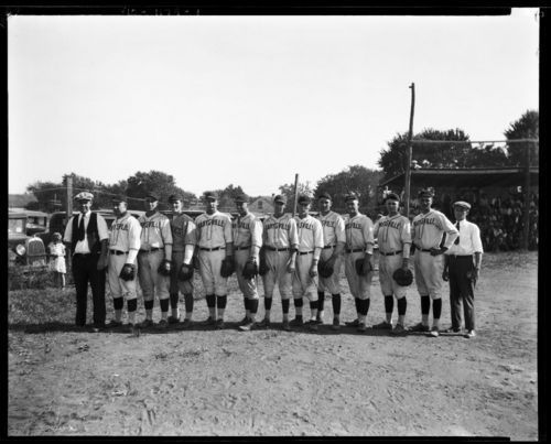 Baseball team, Marysville, Kansas - Page
