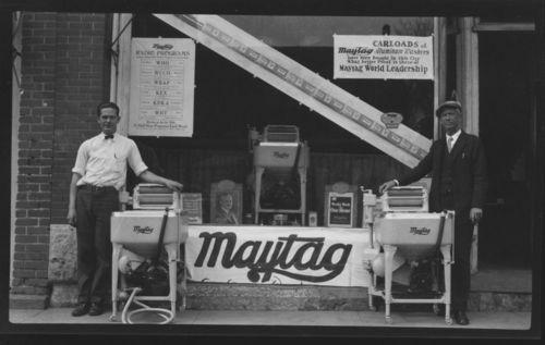 Maytag washers, Marysville, Kansas - Page
