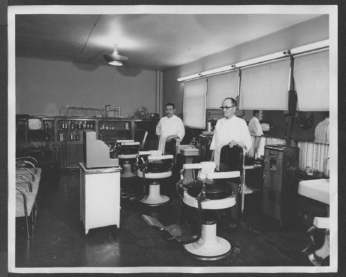 Barber shop, Wichita, Kansas - Page