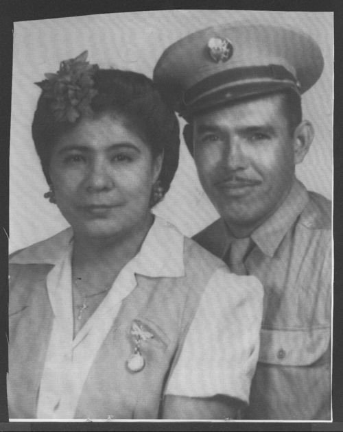 Concepcion and Rafael Rocha Lopez - Page