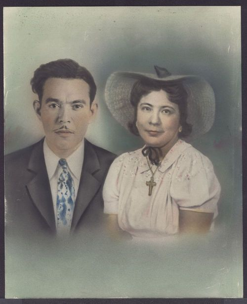 Rafael and Concepcion Lopez - Page