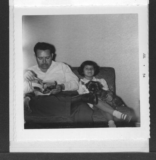 Rafael and Carmen Lopez - Page