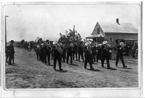 Parade, Hedville, Kansas - Page