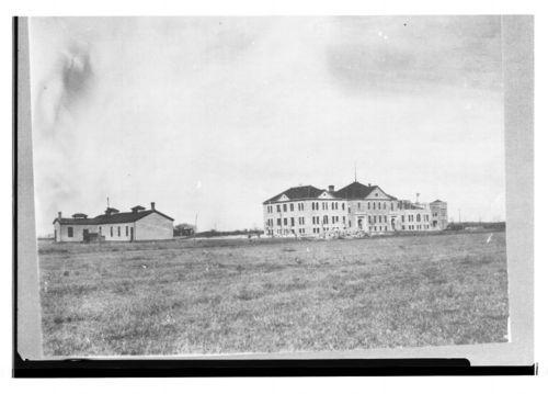 Picken Hall at Fort Hays University - Page