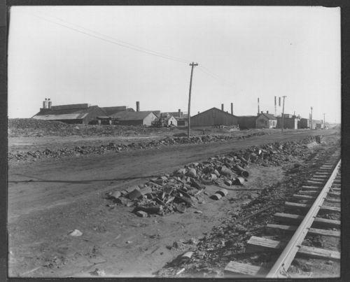 Zinc smelting operation, Iola, Kansas - Page