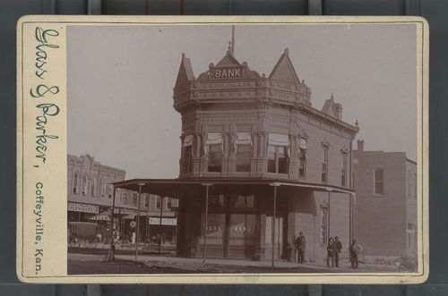 C. M. Condon and Company Bank, Coffeyville, Kansas - Page