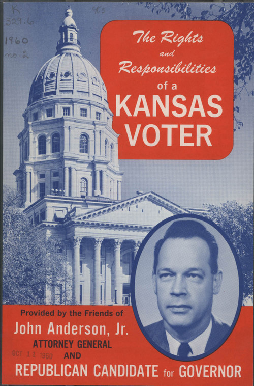 The Rights and Responsibilities of a Kansas Voter - Page