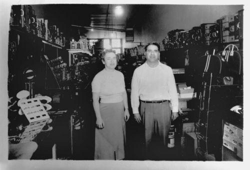 Sam and Fannie Wisman, Topeka, Kansas - Page