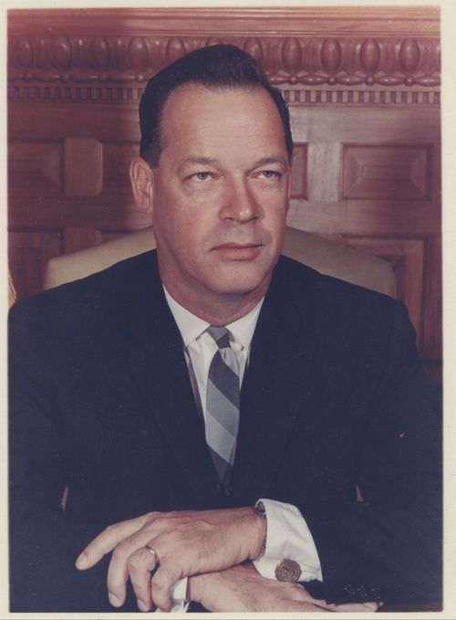 John Anderson Jr., Kansas Governor - Page