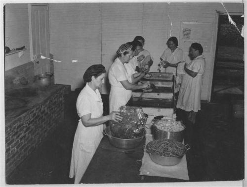 Women canning, Wichita, Kansas - Page