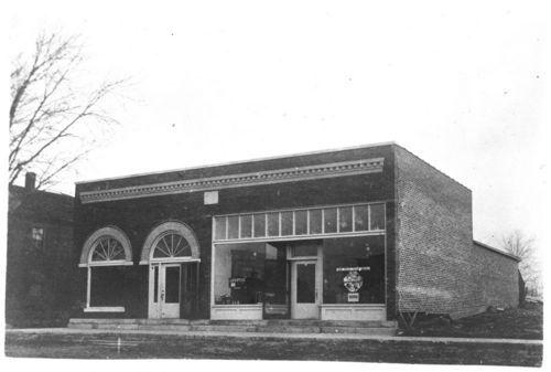 De Soto State Bank, De Soto, Kansas - Page