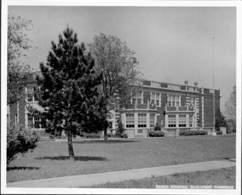 Gage Elementary School Topeka, Kansas - Page