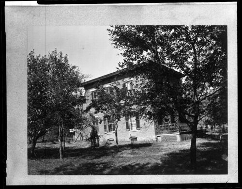 Brick residence, Lawrence, Kansas - Page