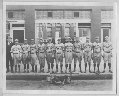 Wichita Water baseball team, Wichita, Kansas - Page