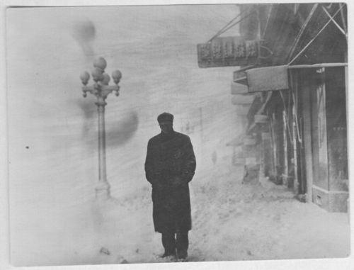 Snow storm, Topeka, Kansas - Page