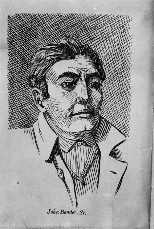 John Bender, Sr. - Page