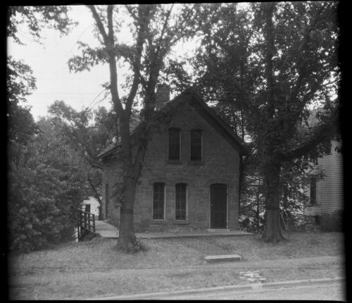 George Bell residence, Lawrence, Kansas - Page